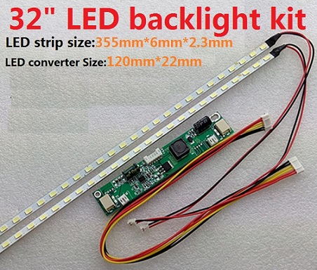 Lcd Screen Update Led Backlight Kit