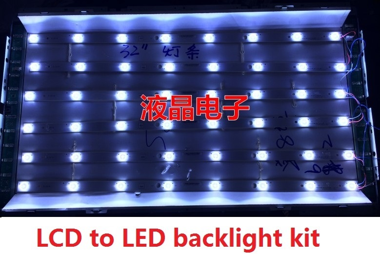 LCD upgrade to LED backlight kit for 32