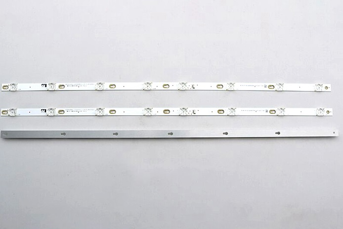 3pcs LED strip for 43uc6306 43HR330M08A2 V5 43D2900 4C-LB4308-HR02J TOT_43D2900_3X8_3030C