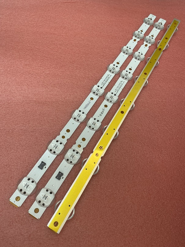 3pcs LED strip for LG 55UK6300 55UK6200 55UK6470 SSC_TRIDENT_55UK63_S SVL550AS48AT5 EAV63992901