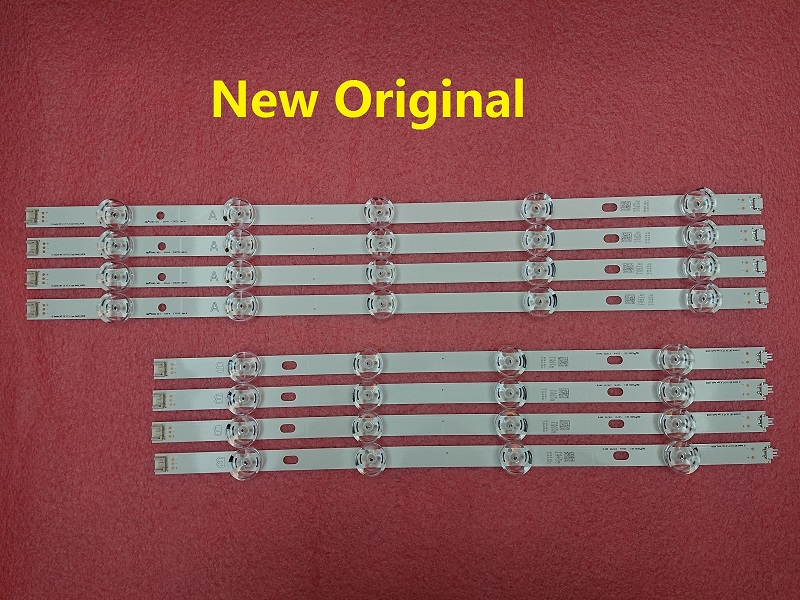 New Original 8pcs LED strip for LG 47LB5800 47LB5900 47LB6100 innotek DRT 3.0 47 inch A B 6916L-1715