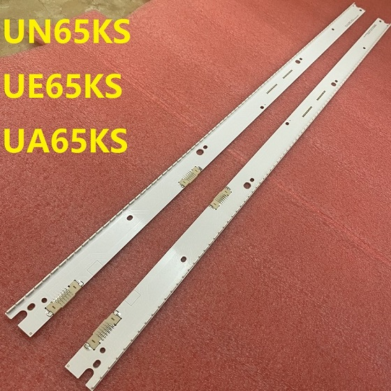 2pcs LED strip for Samsung UE65KS8000 UE65KS9000 BN96-39350B BN96-39351B V6EB-650SMC-LED90-R0