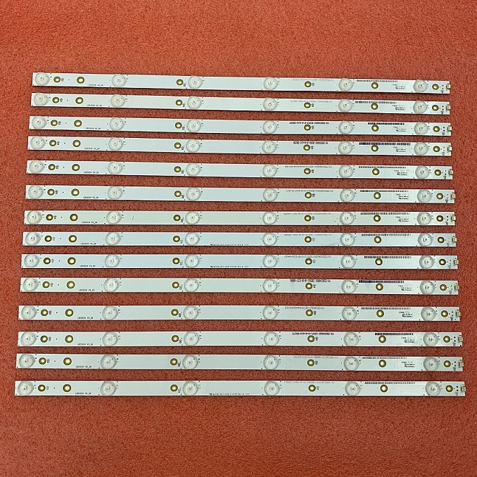 14 PCS LED Backlight strip for Vizio E55-C1 D55U-D1 LB55034 V0_06 GJ-D2P5 2K15-550-D712-V6 01L90