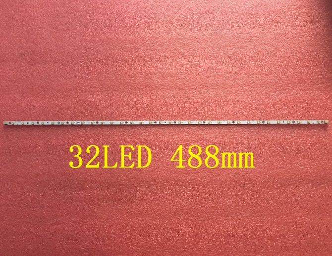 1 PCS 32LED 488mm LED backlight strip for LG111B T265 08 LG111B-T265-08