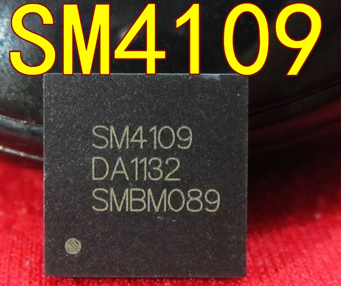 5 PCS/lot SM4109 QFN IC Chip QFN72