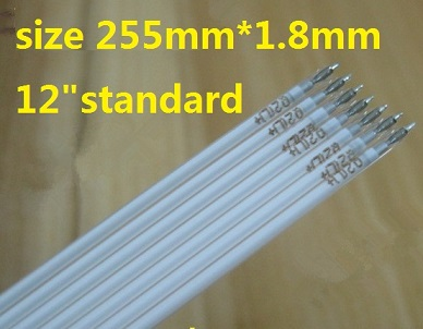 255mm*1.8mm CCFL lamps for 12