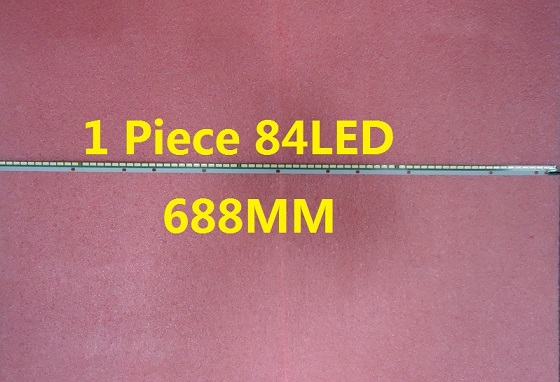 6922L-0055A LED strip 6920L-0001C 6916L1206A 1 Piece 84LED 688MM