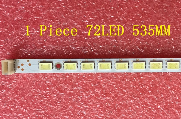 New 2 PCS*72LED LED strip E88441 E150504 42T16-03C 42T16-04C for T420HB01 74.42T16.001-2-DS1