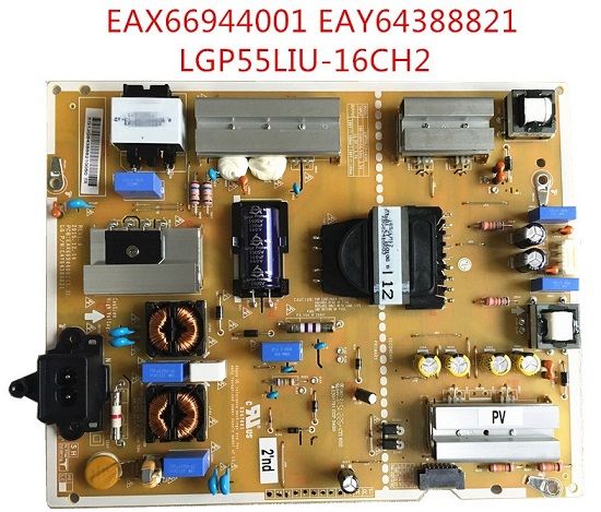 55UH6150 power supply EAX66944001 LGP55LIU-16CH2 EAY64388821