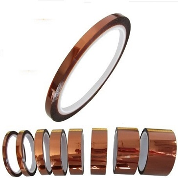KAPTON Tape 40mm*33M*0.06mm Goldfinger brown high temperature polyimide