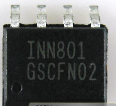 INN801 1NN801 LCD power chip SOP-7/8