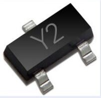 Y2 patch Transistor SS8550 SOT-23