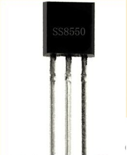 SS8550 1.5A/25V PNP TO-92