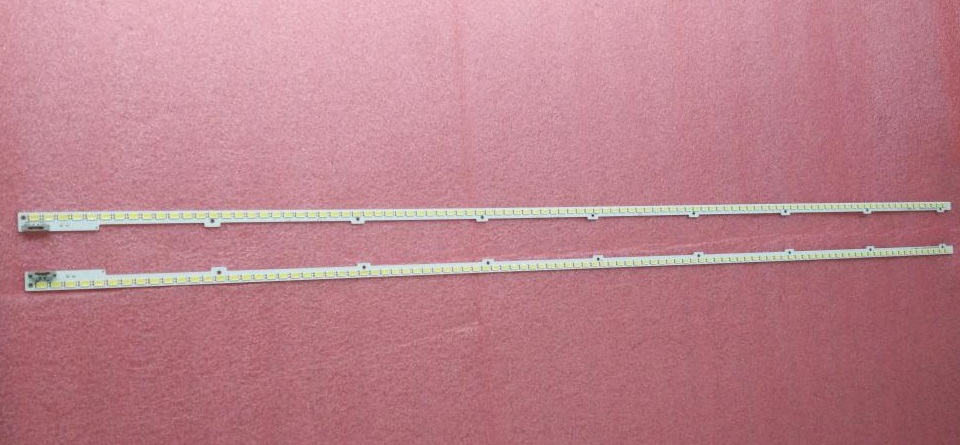 1PCS=100LED UA55D6000SJ LTJ550HW03 LTJ550HW0 LED strip 2 Pin or 8 Pin all are in stock