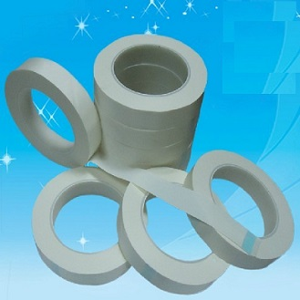 40mm*30M white Acetate tape,LCD repair tape,retardant insulation tape