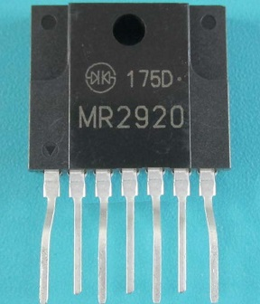 MR2920 ZIP-7 LCD power IC